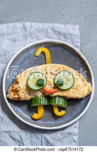 Breakfast for kids - csp67514172