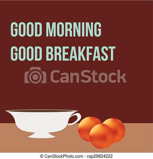 Breakfast - csp29824222