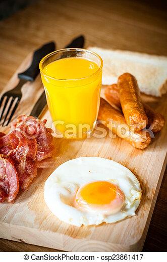 Breakfast - csp23861417