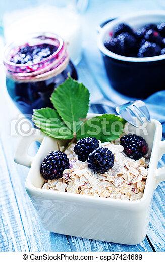 breakfast - csp37424689