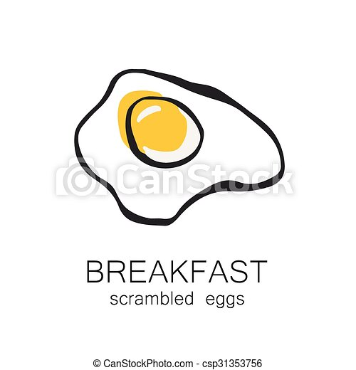 Breakfast Scrambled Eggs