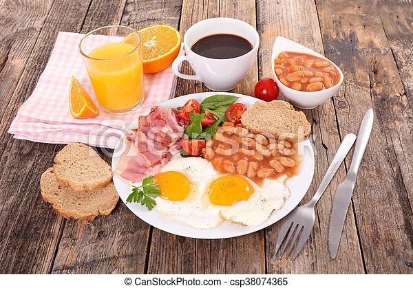 breakfast - csp38074365