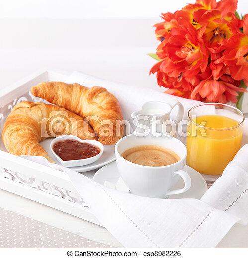 Breakfast - csp8982226
