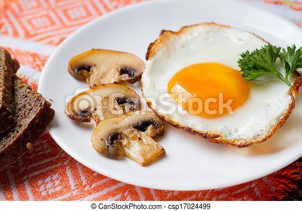 Breakfast - csp17024499