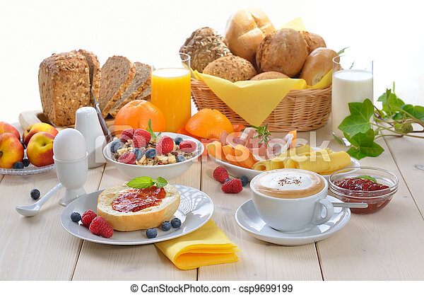 Breakfast time - csp9699199