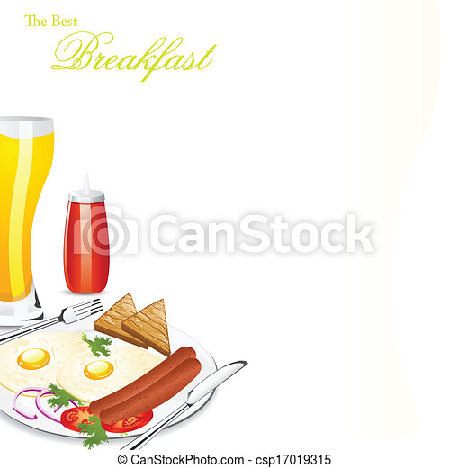 Breakfast - csp17019315
