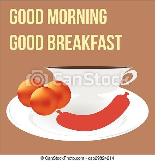 Breakfast - csp29824214
