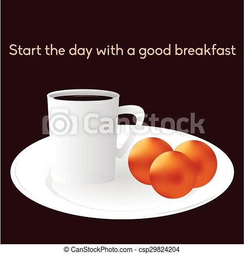 Breakfast - csp29824204