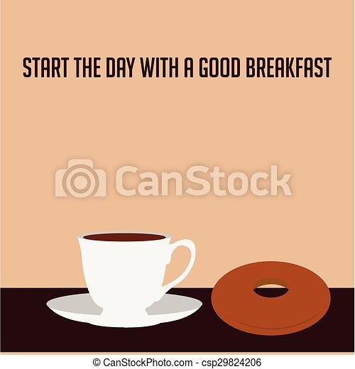 Breakfast - csp29824206