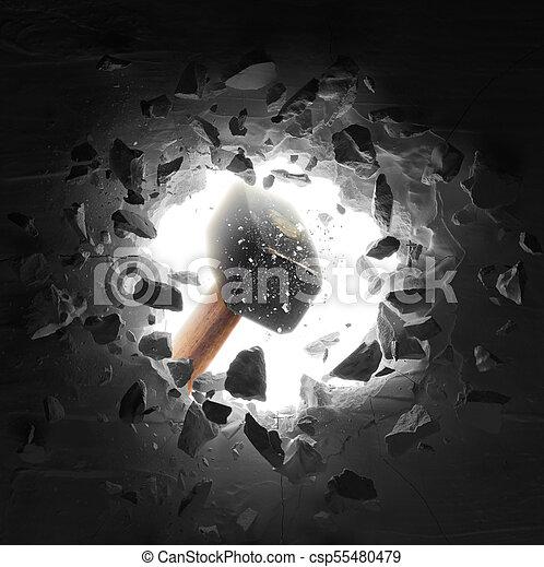 breakthrough - csp55480479