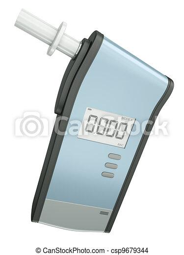 Breath analyzer  - csp9679344