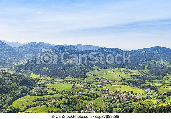 Breitenstein Bavaria Alps - csp27893399