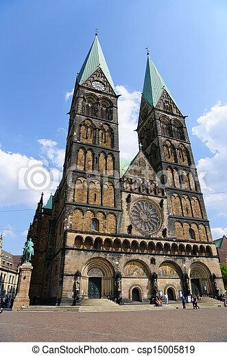 Bremen, Germany - csp15005819