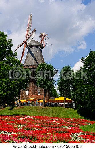 Bremen, Germany - csp15005488