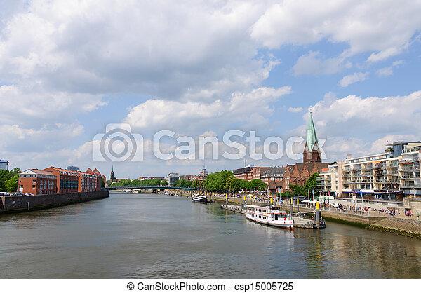 Bremen, Germany - csp15005725