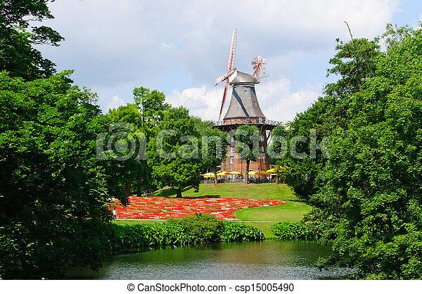 Bremen, Germany - csp15005490
