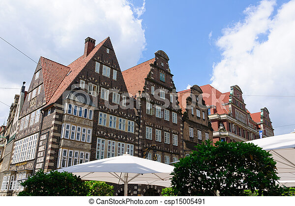 Bremen, Germany - csp15005491