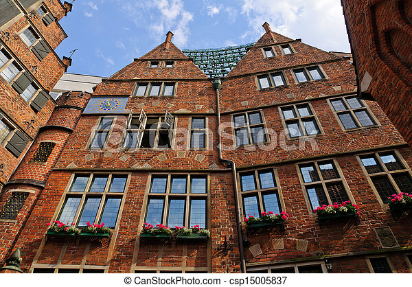 Bremen, Germany - csp15005837