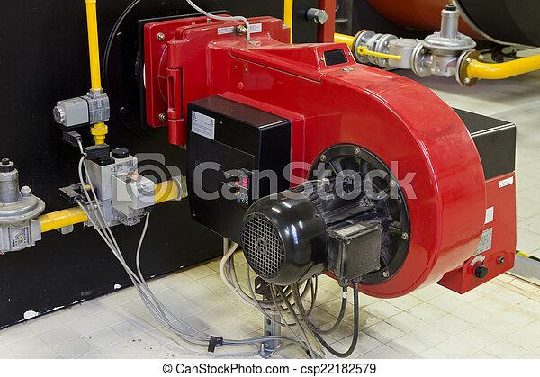 Brenner, industrie, gas, dampfkessel Bild - Suche Foto Clipart ...