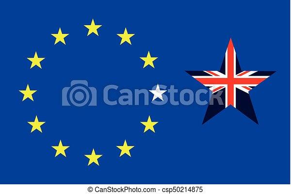 Brexit Exit - csp50214875