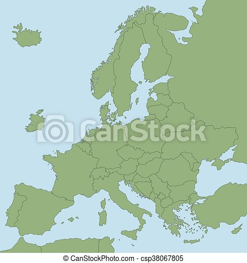 Brexit Map Of Europe Without Gb Brexit Map Of Europe Without