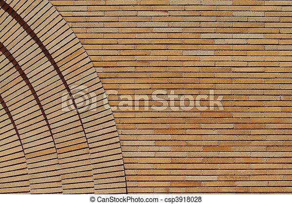 Brick Arch - csp3918028