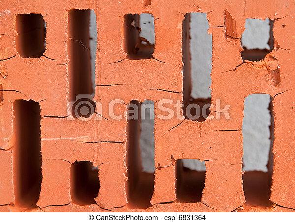 brick background - csp16831364