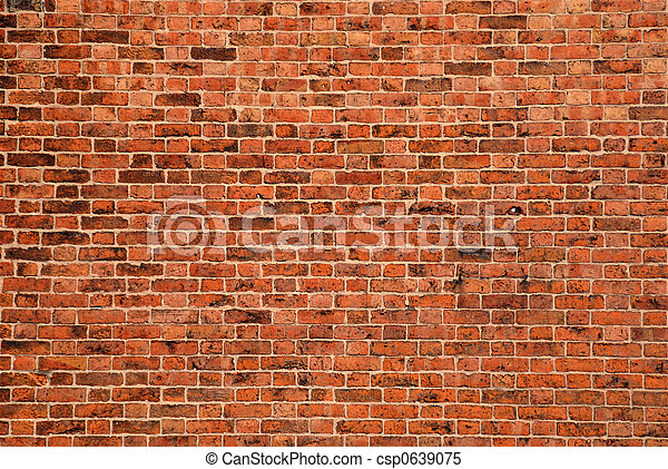 Brick Background - csp0639075