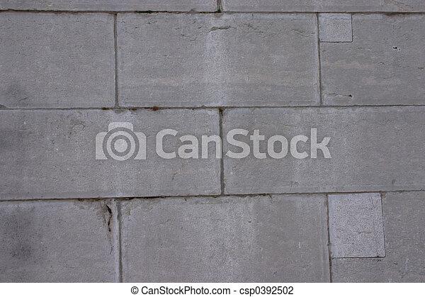 Brick Background - csp0392502