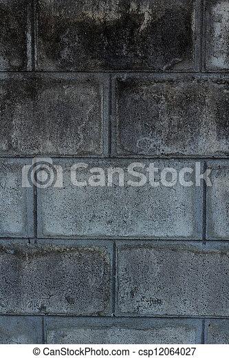 Brick background - csp12064027