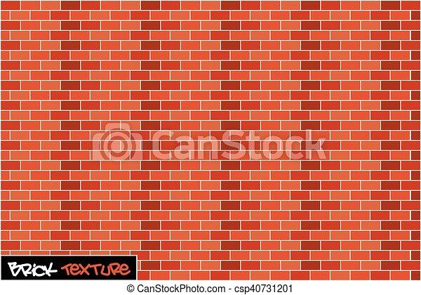 Brick Background Texture - csp40731201