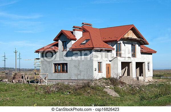 brick house - csp16826423