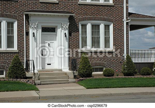 Brick House Trim Color Fine Painted Exterior Schemes On Inside White Five Gl Window