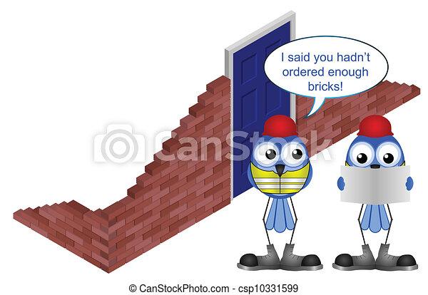 brick order shortfall - csp10331599