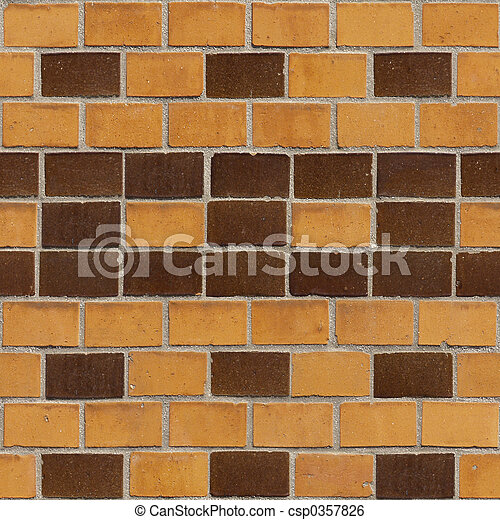 Brick Seamless 1 - csp0357826