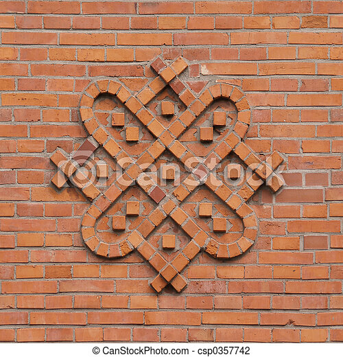 Brick Seamless 14 - csp0357742