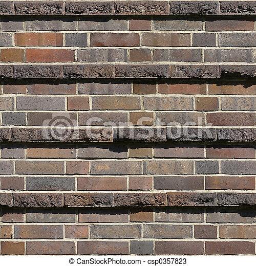 Brick Seamless 2 - csp0357823