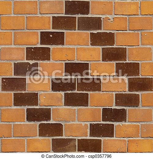 Brick Seamless 5 - csp0357796