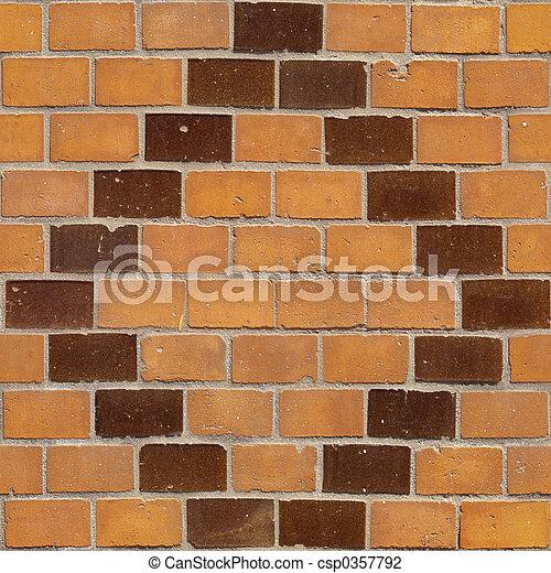 Brick Seamless 6 - csp0357792