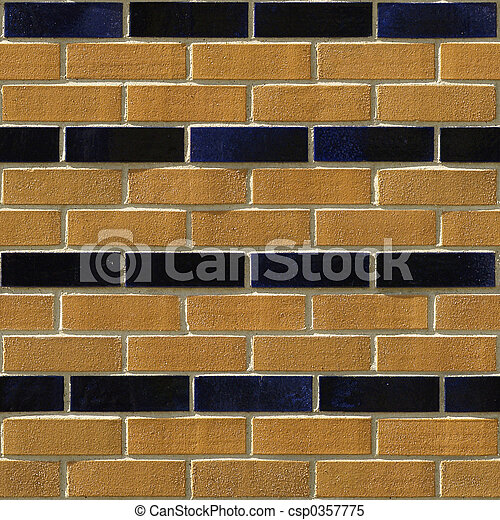 Brick Seamless 8 - csp0357775