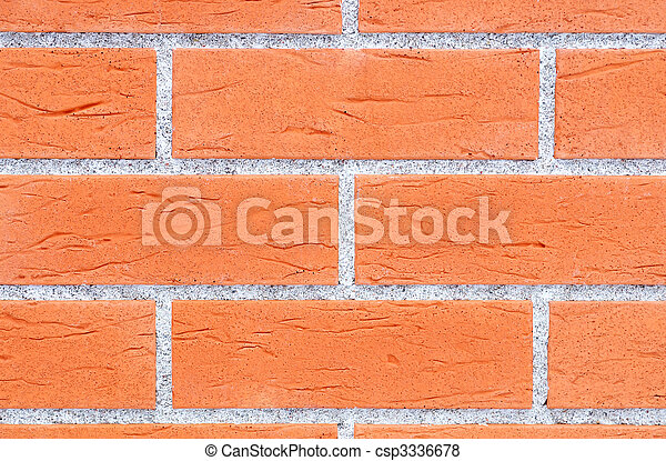 brick stone exterior and interior decoration building material for wall finishing - csp3336678