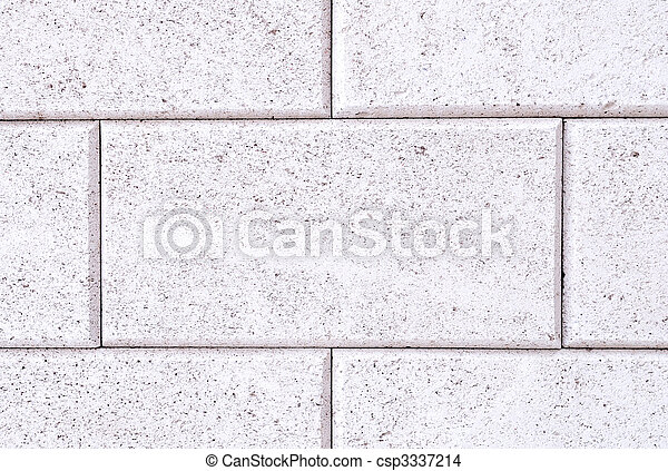 brick stone exterior and interior decoration building material for wall finishing - csp3337214