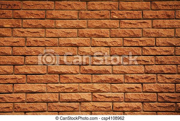 Brick texture  - csp4108962