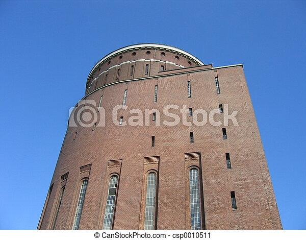 Brick Tower - csp0010511