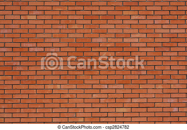 brick wall background - csp2824782