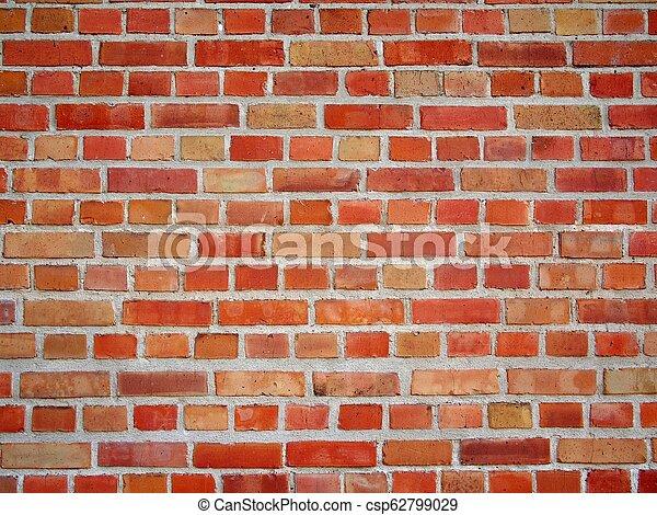 Brick wall background - csp62799029