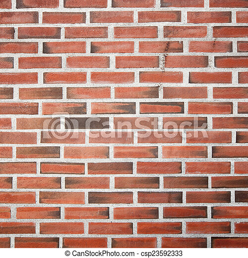 Brick wall background - csp23592333
