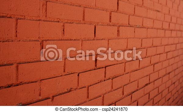 Brick wall - csp24241870