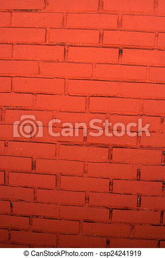 Brick wall - csp24241919