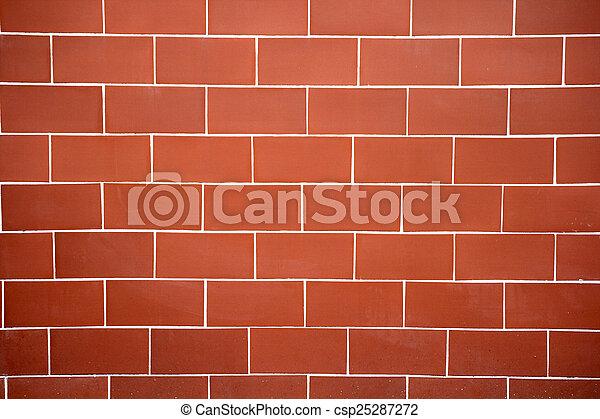 Brick Wall - csp25287272
